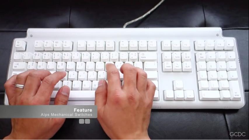 Matias Tactile Pro 4 Keyboard